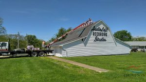 Commercial Roof Replacement in Columbia, MO