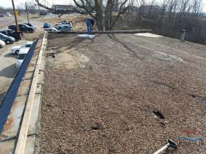 Flat Roofing In Osage Beach And Lake Ozark Mo Thompson