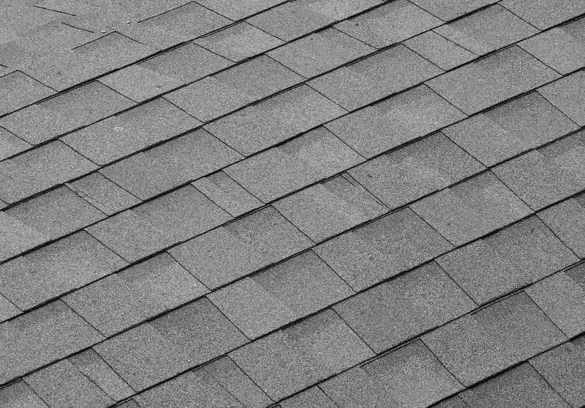asphalt tile roof texture background