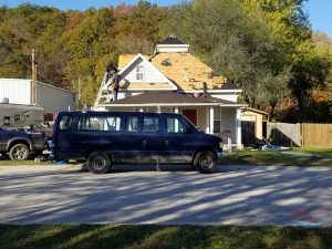 Roof Replacement in Kaiser, MO