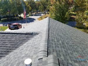 New Shingle Roof From a Dependable Roofing Company