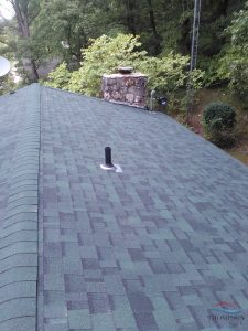 Roof With Architectural Shingles