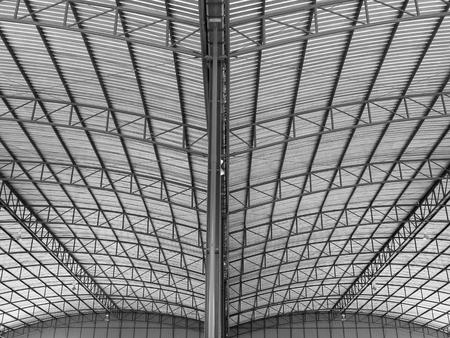 Standing Seam Metal Roof Underside